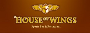 Housed of wings Logo